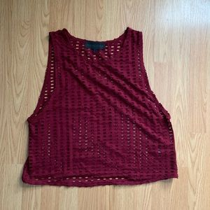 Kendall & Kylie Tank Size Large
